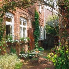Alte Terrasse der Privatpension Willert fotografiert von Krixel